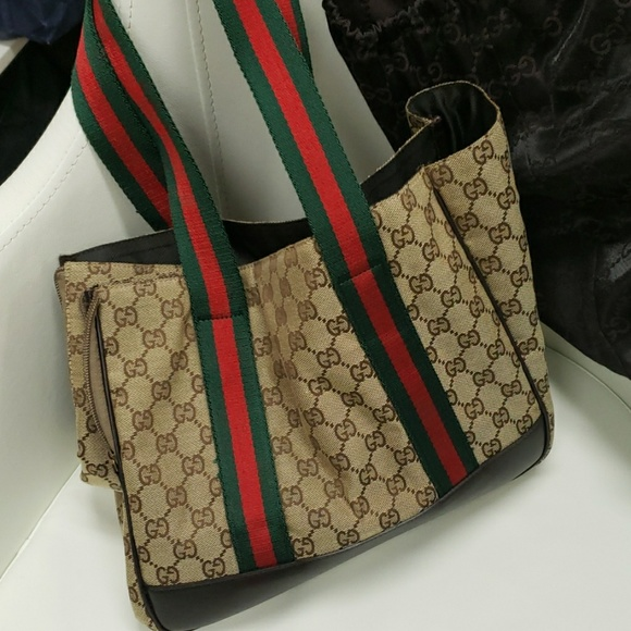 Gucci Handbags - Dog carry purse by Gucci